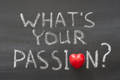 what is your passion